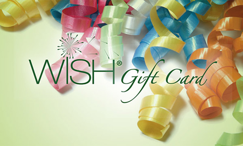 Wish gift card from Woolworths