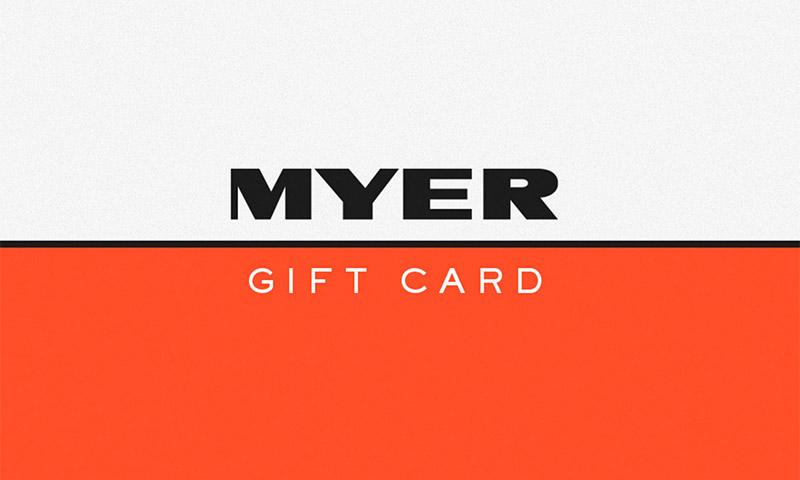 Myer eCard