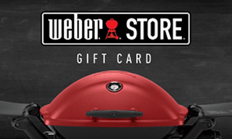 Weber BBQ Store eCard