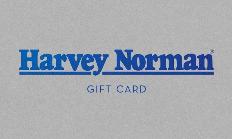 Harvey Norman eCard