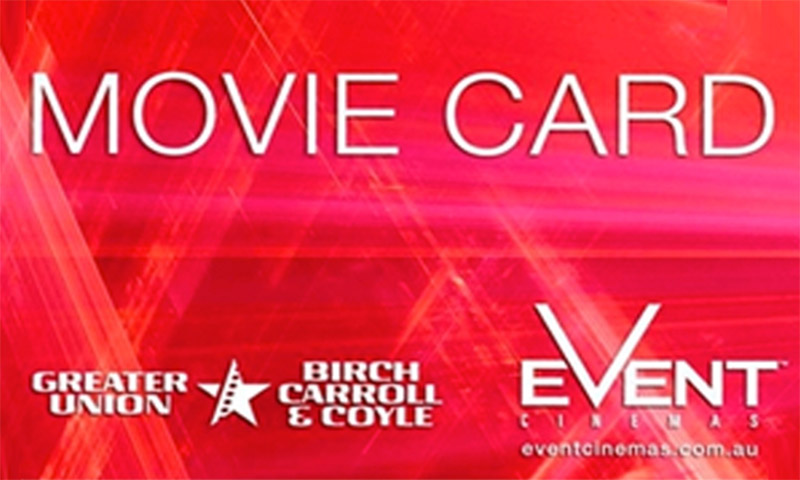 Event Cinemas eCard