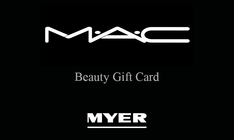 Mac By Myer eCard