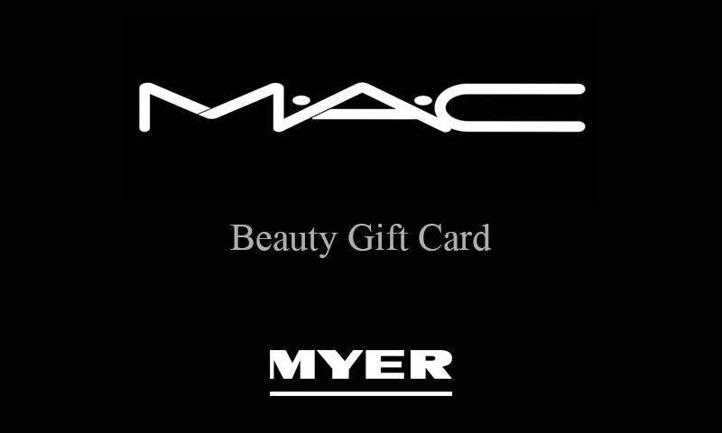 Mac By Myer eCard