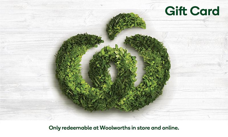 Woolworths Supermarket eCard
