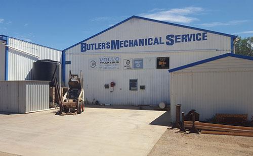 Butlers Mechanics