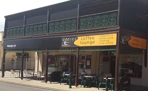 Ozzies Coffee Lounge