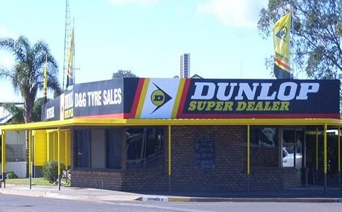 D&G Tyre Sales
