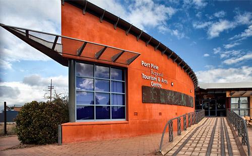 Port Pirie Tourism and Arts Cent...