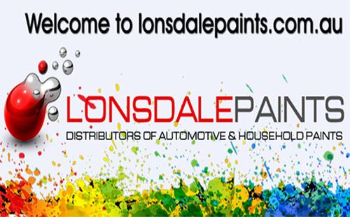 Lonsdale Paints
