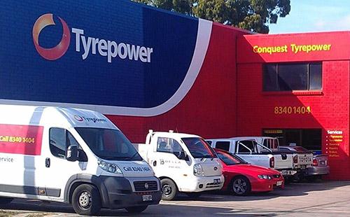 Tyrepower Welland