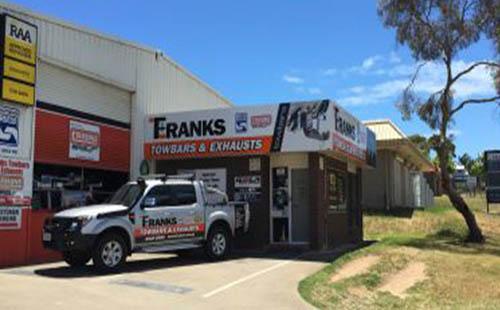 Franks Towbars & Exhausts Inform...