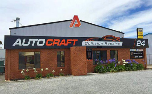 AutoCraft Collision Repairs