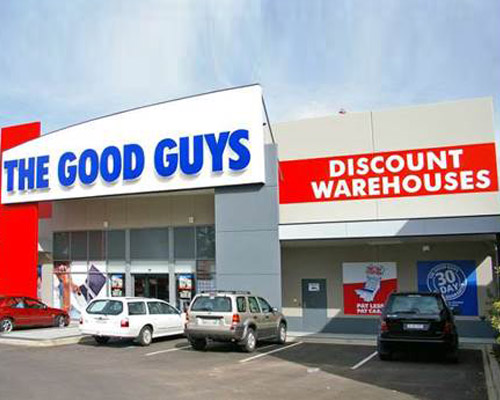 The Good Guys Limited