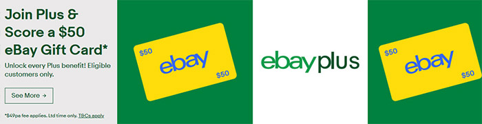 $150 eBay Voucher With Select SIM