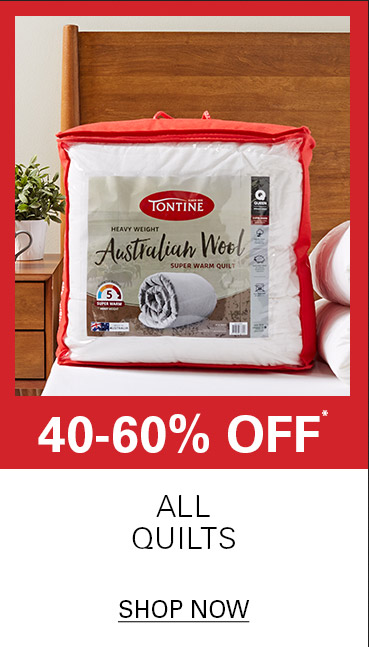 40-50% OFF * A Great Range of Pillows