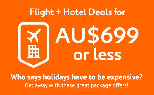 flight hotel deals