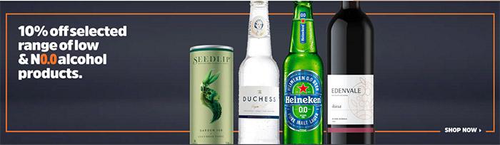 Beer & Cider Super Savers
