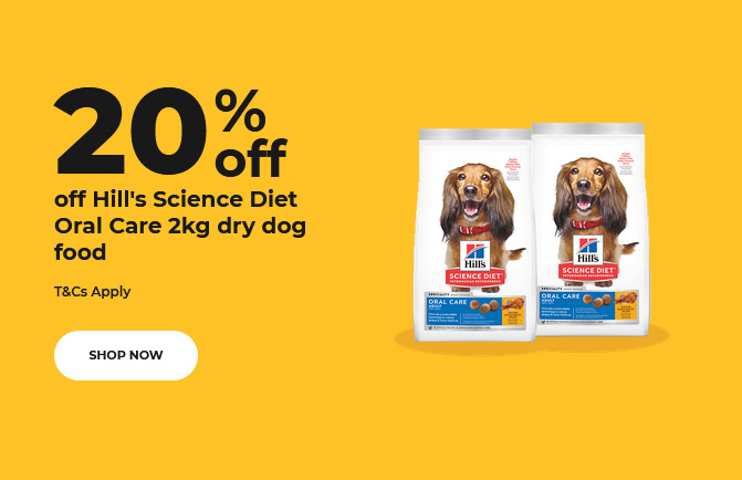 Up to 25% off Black Hawk Dry Dog Food 20kg bags